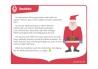 Jemand hat den Weihnachtsmann entführt - 5-6 Jahre