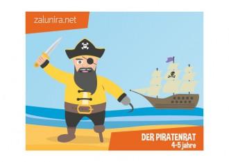 Der Piratenrat - 4-5 jahre