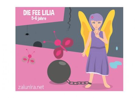 Die fee Lilia - 5-6 jahre